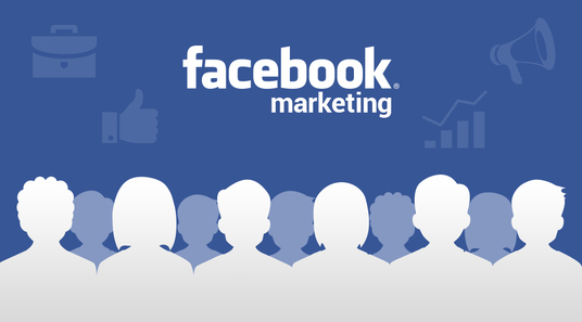 I will promote your business website on facebook