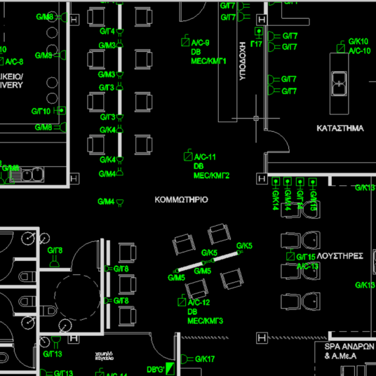 I will create any 2d autocad drawing