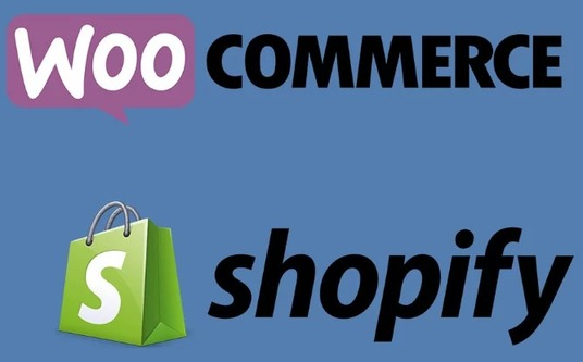 I will Create Ecommerce Website Using WooCommerce and Shopify