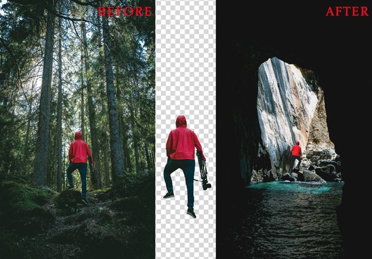 I will Do Color Correction, Remove Background and edit any Image