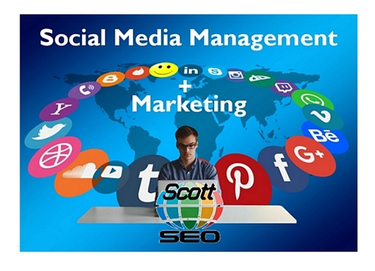 I will manage your social media account for growth