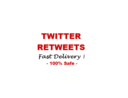 provide 500 Twitter Retweets