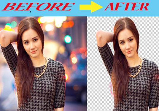 Background Remove From Any Photo by clipping path