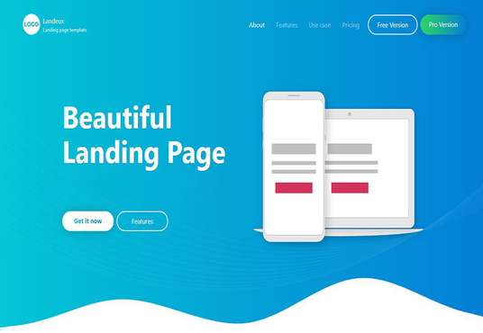 I will Create Amazing Wordpress Landing Page