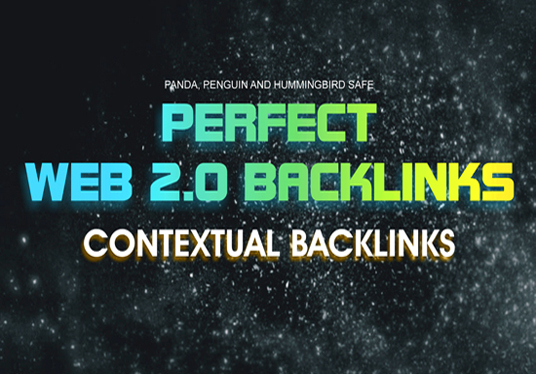 I will Create  15High Quality Web 2 0 Backlinks