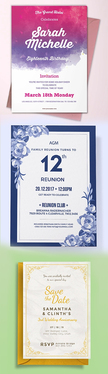 design invitation card