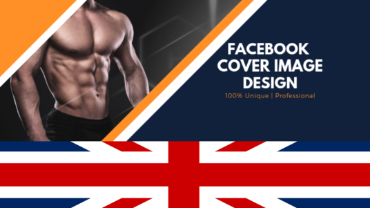 I will design your Facebook cover image