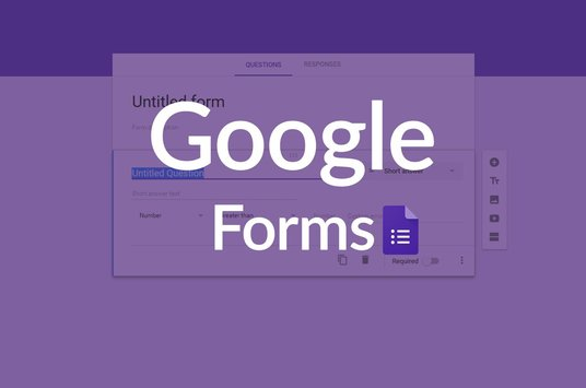 create google Forms for online Survey