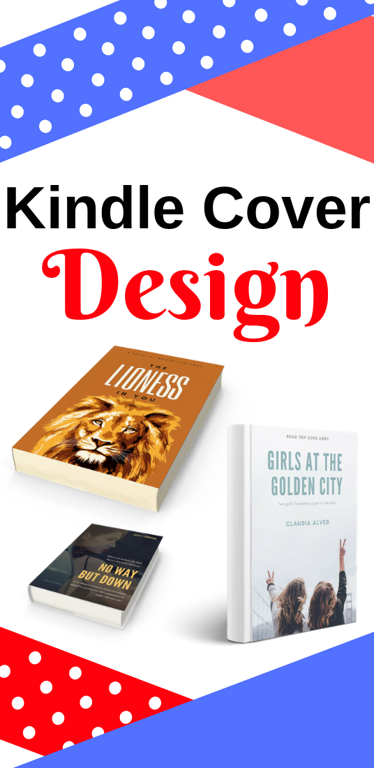 I will Design Impressive Ebook, Kindle Cover