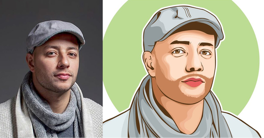 convert Images to Vector Illustrations
