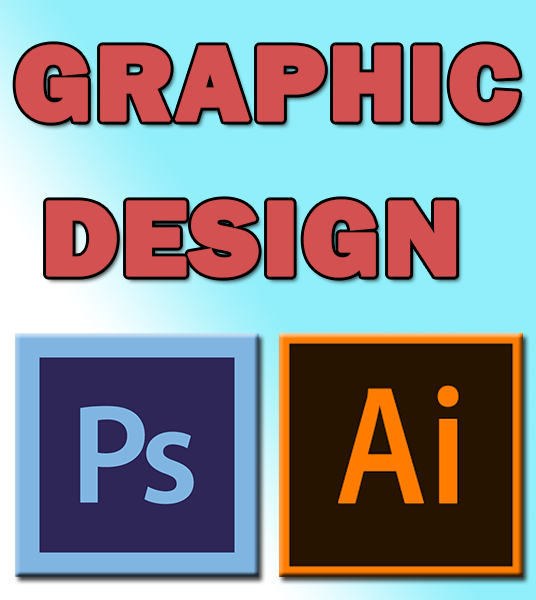 I will do any Graphic Design work