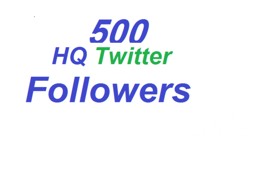 I will add 200 Twitter Followers HQ