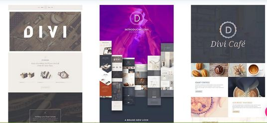I will Design Your WordPress Website Using Divi Theme
