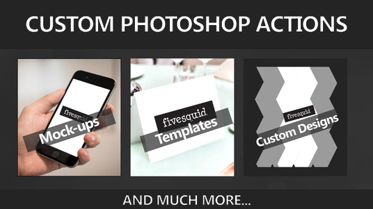 I will Automate Your Photoshop Work With Actions And Scripts