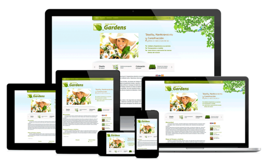 I will Build  Responsive Website with SEO and your own content