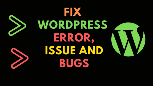 I will fix any WordPress Problem