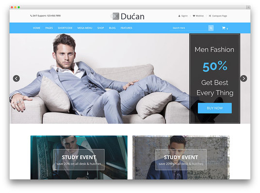 I will Setup An E-commerce Store With WordPress And Woo-commerce