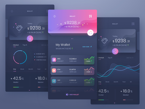 Design UX/UI for Web and Mobile