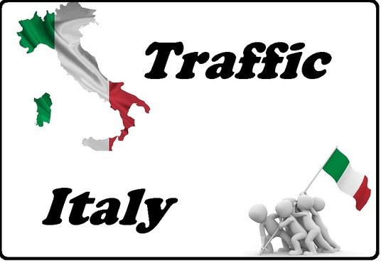 drive 2000 ITALIAN visitors to your Link web shop product with extras