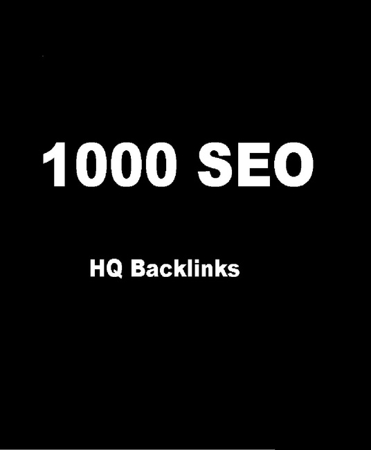 I will submit 1000 High PR Wiki Backlinks and rank higher on Google
