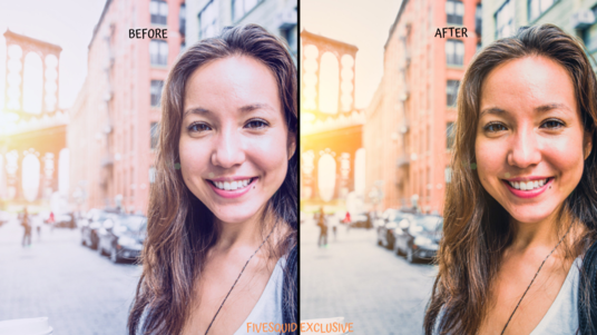 I will edit your photos using hundreds of professional & custom filters