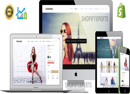 Create Shopify Store And Shopify Dropshipping Store
