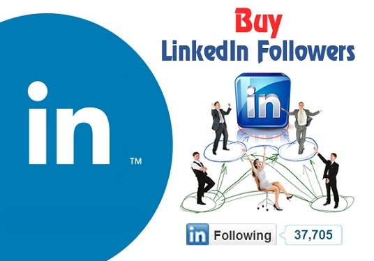 Provide You 500+ Real Active And High Quality Linkedin Followers