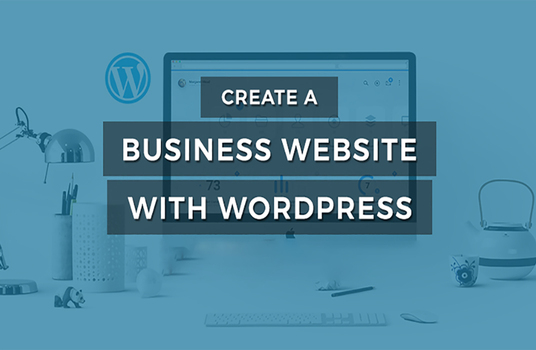 create your business website