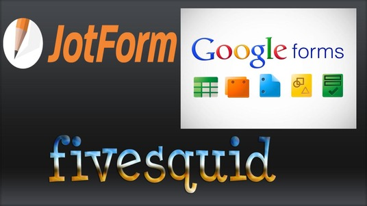 I will design google forms or jot forms