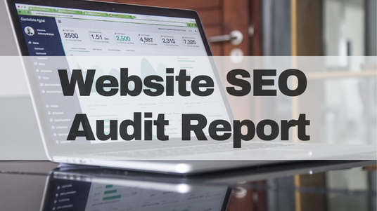 Give Premium Seo Audit Report And Website Action Plan