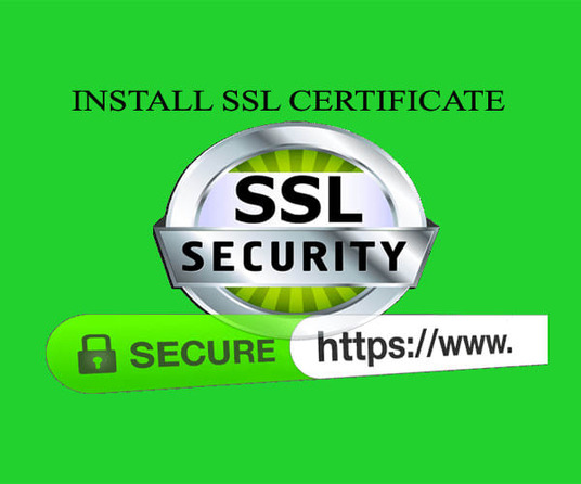 I will install free SSl Certificate to protect your website for lifetime