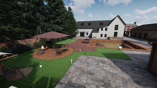 I will Create Detailed Architectural Models In Rhino