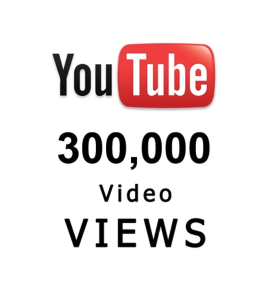 I will Give you 3000 YouTube  video views
