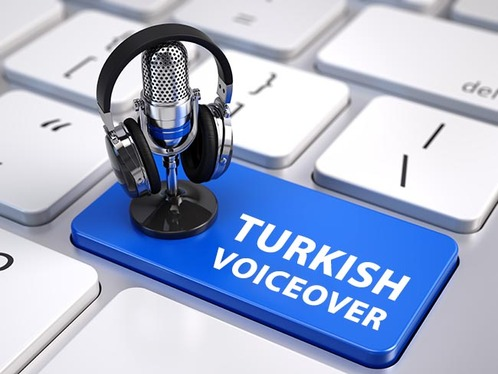 Record A Turkish Male Voice Over