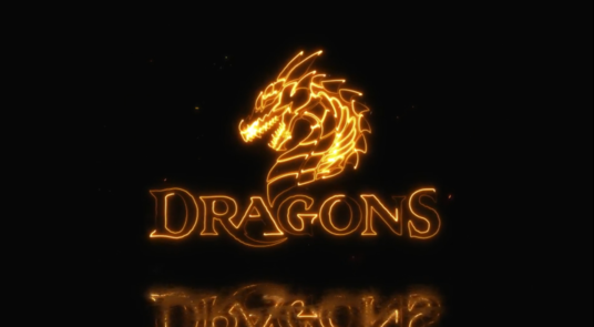 Draw Your Logo With Fire
