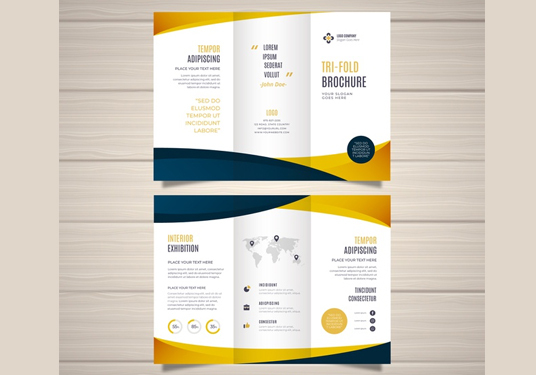 I will create awesome brochure design