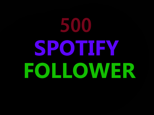 I will Get You 500 Spotify Followers