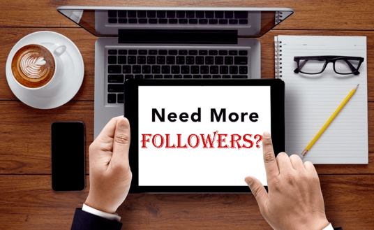 I will Add 200+ Real Social Media Followers to your Profile or Page