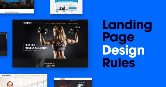 I will create a high converting HTML landing page