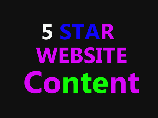 I will provide excellent website content of 150 words