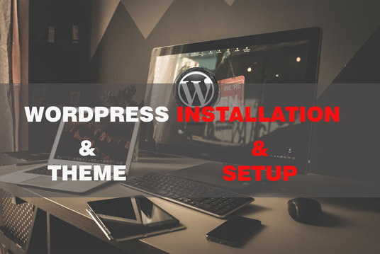 I will Install Wordpress Theme With Full Demo And Customization