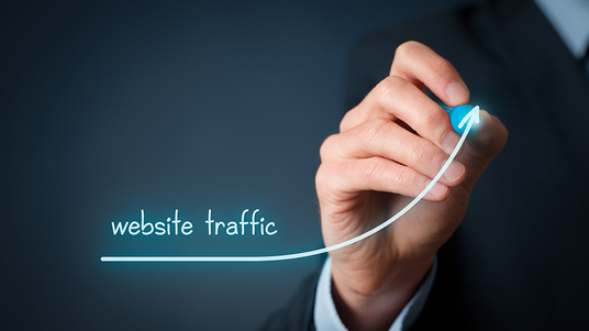 I will Give 5000 Real targeted website Traffic to your website or blog