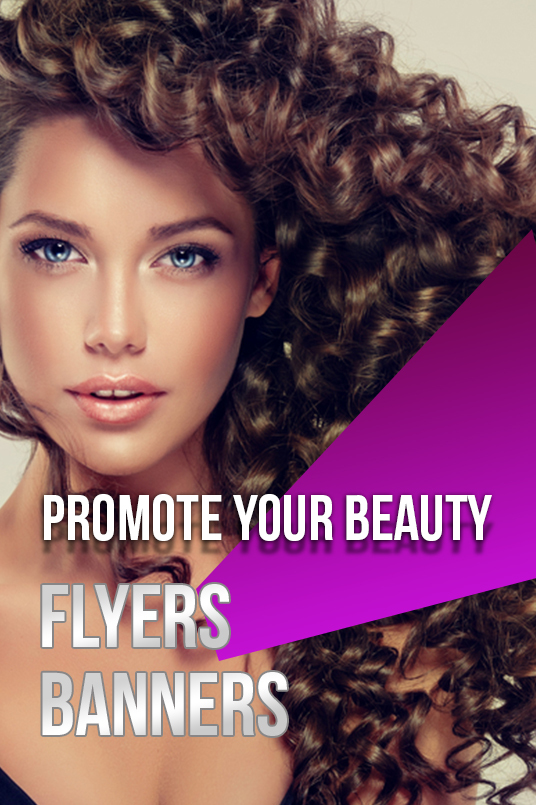 I will Design  Banner Ads for Beauty Salon and Fashion