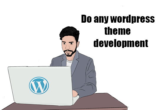 I will create & develop any WordPress theme