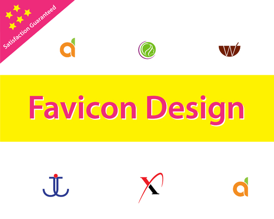 I will do Favicon Design