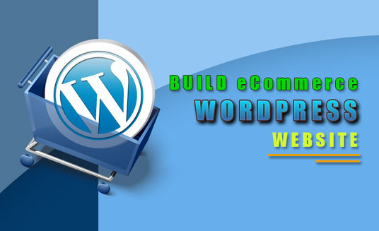 I will build eCommerce WordPress website