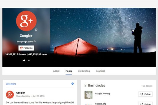 I will add 500 Google PLUS Followers Only