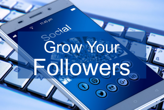 I will Grow 2000+ Real Social Media Followers to your Profile or Page