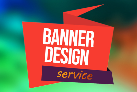 I will design a professional banner ad