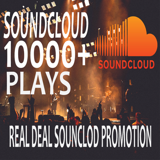 I will Do Best Soundcloud Music Promotion